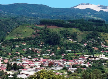 Our Spanish School is located in the valley of Boquete in the western higlands of Panama